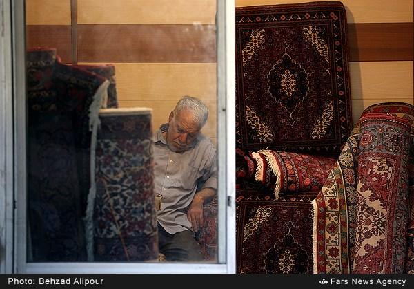 روزگار ناکوک قالیبافان آذربایجانی