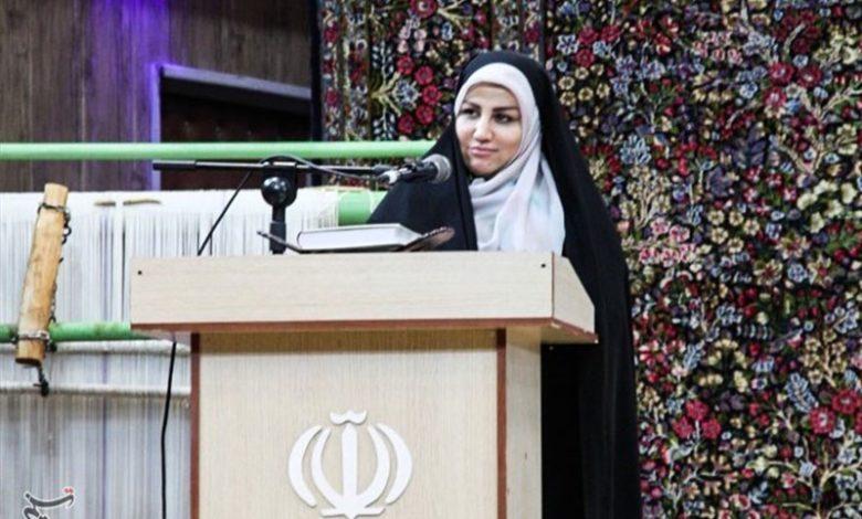 برگزاری نخستین جشنواره فرش دستباف در راور کرمان