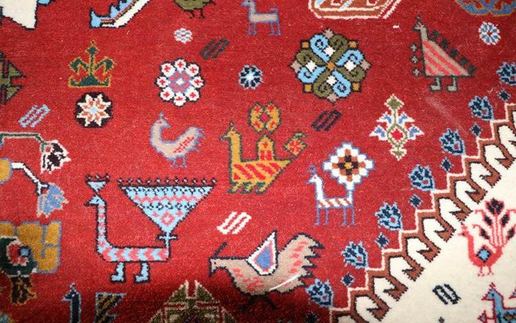 نمادهای اسطورهای در فرش عشایری