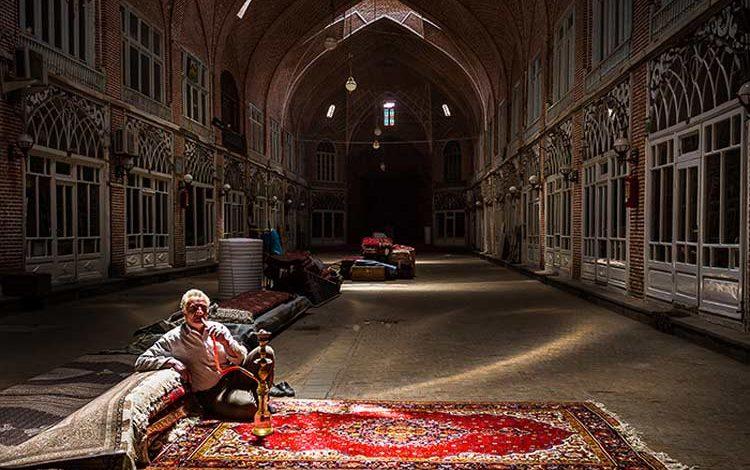 روزهای کرونایی فرش دستبافت