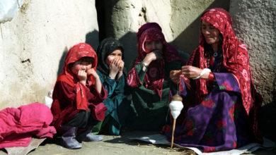 Photo of پشمریسی با سوگ بختیاری