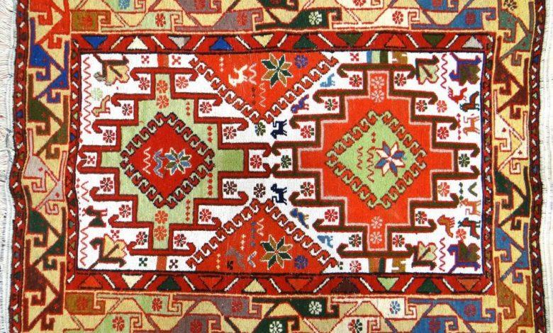 فرش روستایی