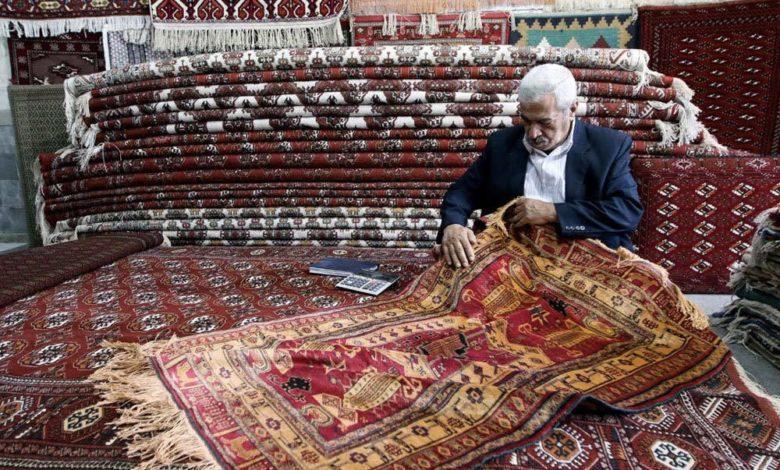 چرا فرش ترکمن با رکود روبروست