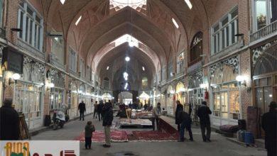Photo of بازاری زیبا به نام بازار مظفریه تبریز