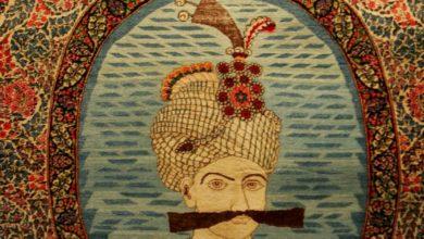 Photo of نقوش شاهان در قالیچه های تصویری