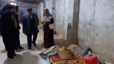 Photo of وقتی سیل زندگی زن قالیباف را نابود کرد