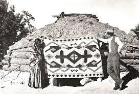 Photo of شباهت نقوش گلیم های قشقایی و قبیله سرخپوستان ناواهو