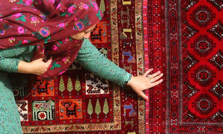 از قالیبافی ترکمن ها چه می دانید