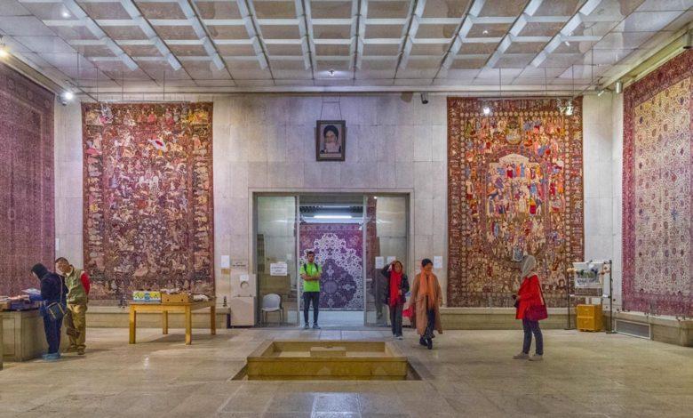 نقش موزه در بازشناسی هویت فرش دستبافت