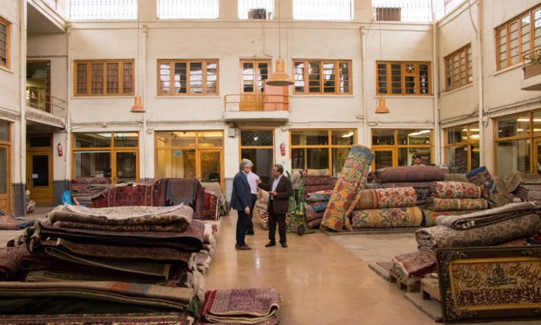 روزهای سخت صادرکنندگان فرش دستبافت