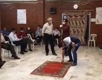 بازگشایی حراج فرش تهران