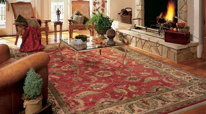توصیههایی برای نگهداری فرش