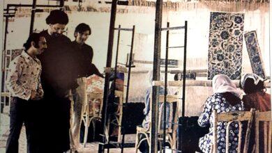 Photo of امام موسی صدر و آموزش قالیبافی در لبنان
