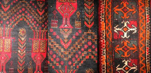 قالیهای سیستان و بلوچستان
