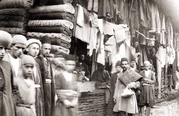 گذری بر تاریخ فرش ایران