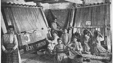 Photo of زنان و کودکانی قالیبافی که قربانی استثمار اروپاییان شدند