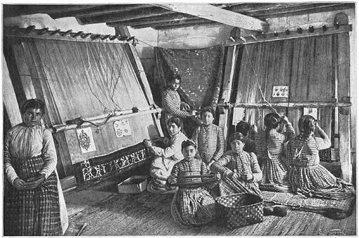 افول قالیبافی در دوران قاجار
