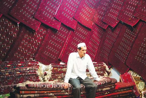 فرش ترکمن ثبت جهانی میشود؟