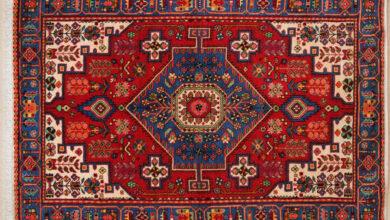 Photo of نقش جهانی سواستیکا در فرش ایرانی