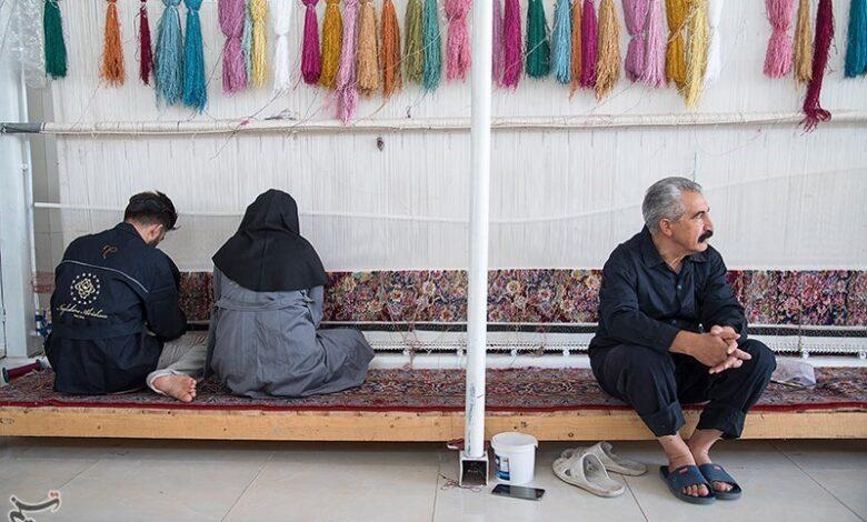 رکود قالیبافی زنجان