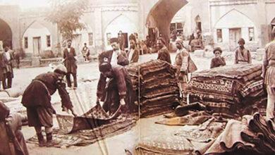 Photo of ایران از سال ۱۳۵۰ از محل صدور فرش به کشورهای مختلف جهان ۵ میلیون و ۴۹۶ ریال درآمد داشته است.