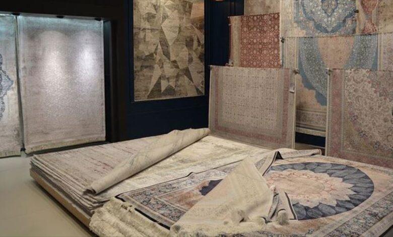 صادرات فرش ترکیه