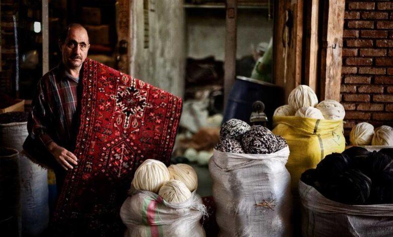بازار فرش مظفریه