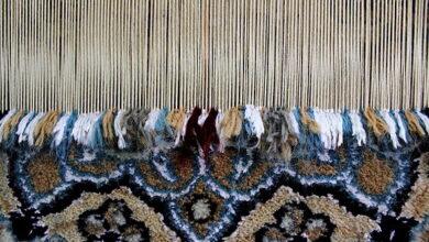 Photo of فرش های خودرنگ سنگسری