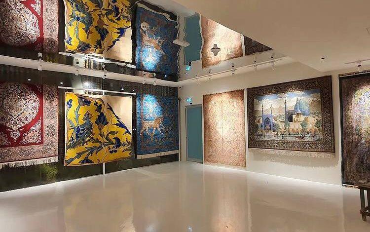 اکسپو 2020 غرفه فرش ایران در اکسپو